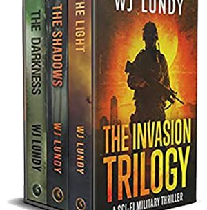 The Invasion Trilogy by WJ Lundy